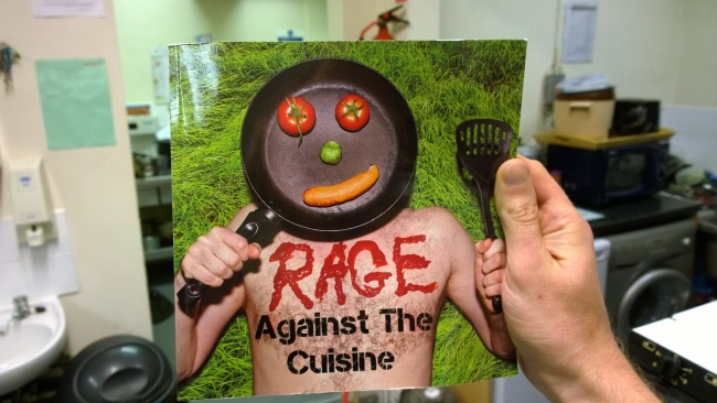 Rage Against The Cuisine Directors Cut Second Edition